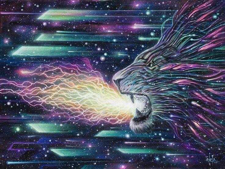 """Thunder Roar"" Canvas Prints Only"