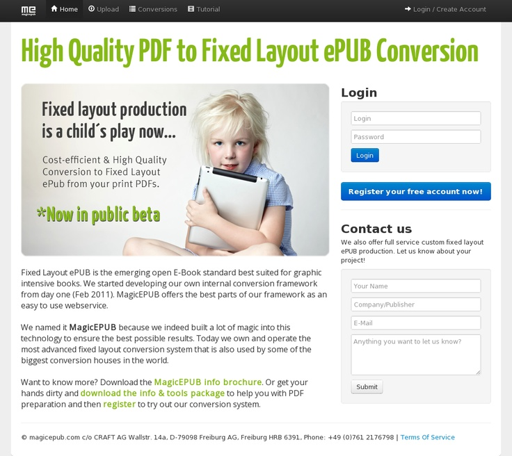 high quality conversion from pdf