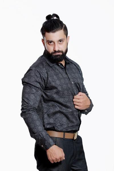 Make a fashion statement with our men printed shirts. Shop online @ http://rellin.co #mensfashion #menswear #branded #manufacturer #Bangaknitwear #Ludhiana #India #Rellin #Gentlemenstyle #Gentlemen