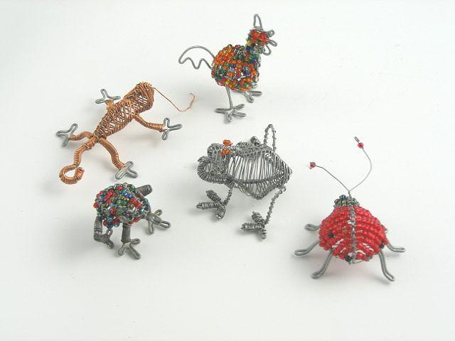 39 best Wire Sculpures images on Pinterest | Wire sculptures, Art ...