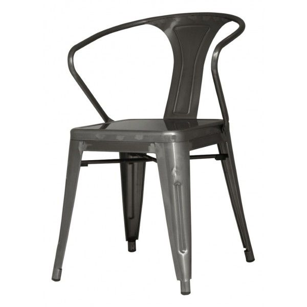 4  Metropolis Gunmetal Arm Chairs SET of 4  Individual Dim  20 W x. 1000  images about Allure Rosewood 11 21 on Pinterest   Drawers