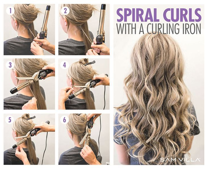 different ways to style straight hair best 25 curling iron tips ideas on easy curls 2640 | 0198f8744db074c810e8fab05284cec6 hair curling techniques how to curl your hair