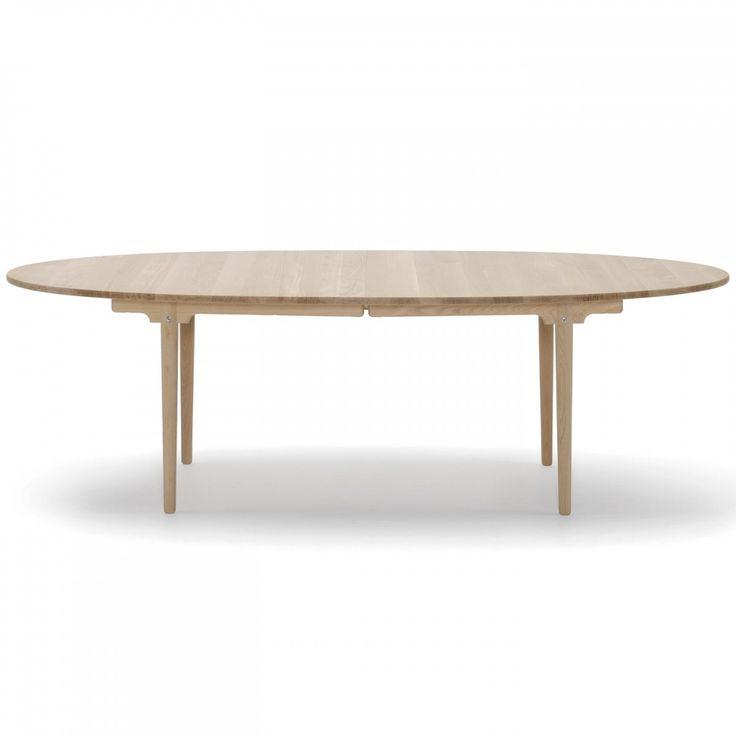 CH339 Extendable Table Designer: Hans Wegner  Brand: Carl Hansen & Son