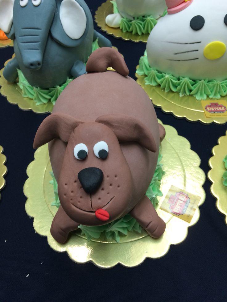 CHOCOLATE EASTER EGG DOG!