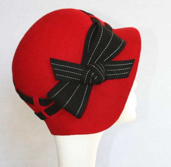 I need a beautiful cloche hat now that I have a shorter hair style!