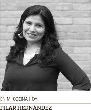 Pilar Hernandez - Del Blog A La Mesa