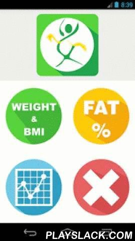 Ideal Weight & Optimal Fat %  Android App - playslack.com ,  This program will help You to find out an Ideal weight and Optimal fat percentage by calculating Body Mass Index (BMI) and percentage of body fat. Calculations are made considering your somatotype, that allows You to get more accurate results. You'll be able to find out in what shape You are and to assess the overall health status. The results are shown in special table, which gives the ability to track Your progress.Here's some…