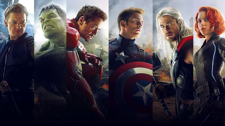 The Avengers 2 Ganzer Film Deutsch