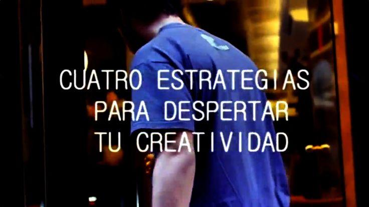 Estrategias para despertar la creatividad - ELSA PUNSET - El Mundo En Tu...