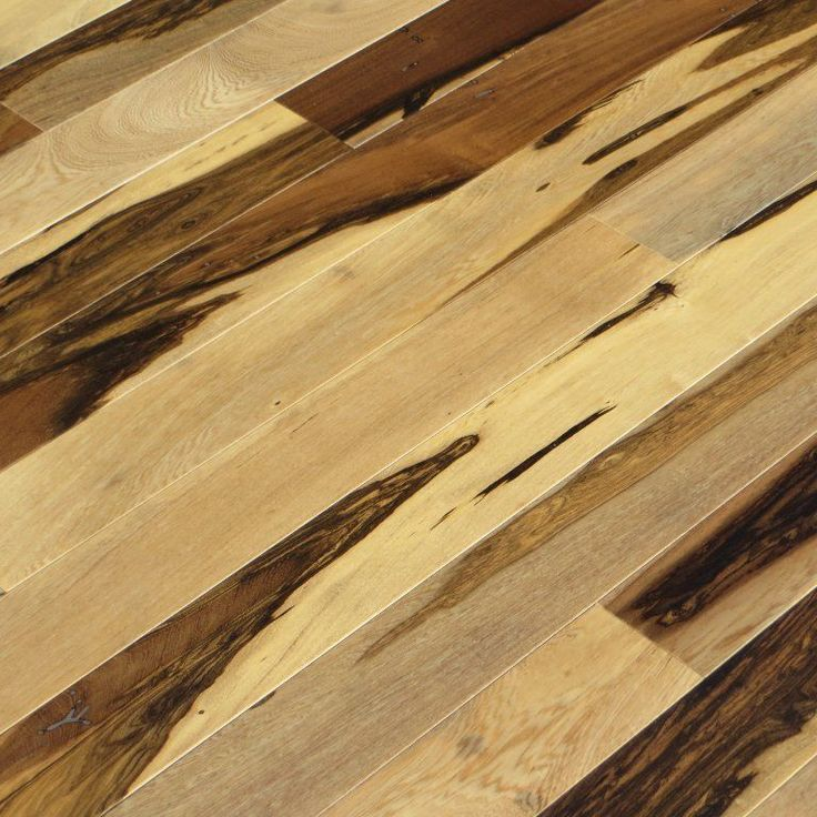 Details about 4 prefinished solid brazilian macchiato for Prefinished solid hardwood flooring