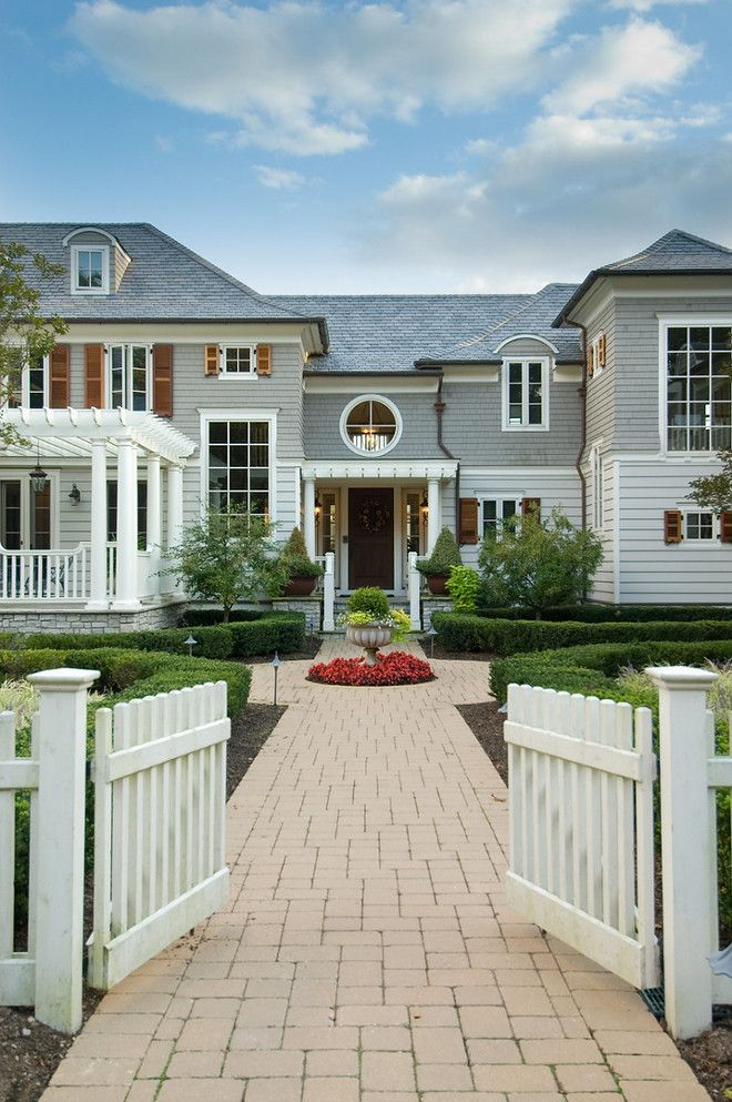 Top 25+ Best Traditional Home Exteriors Ideas On Pinterest | Traditional  Hallway Paint, Traditional Style Wall Cabinets And Traditional Home Office  Paint