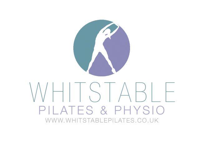 Pilates Logo Design #logo #design #whitstable