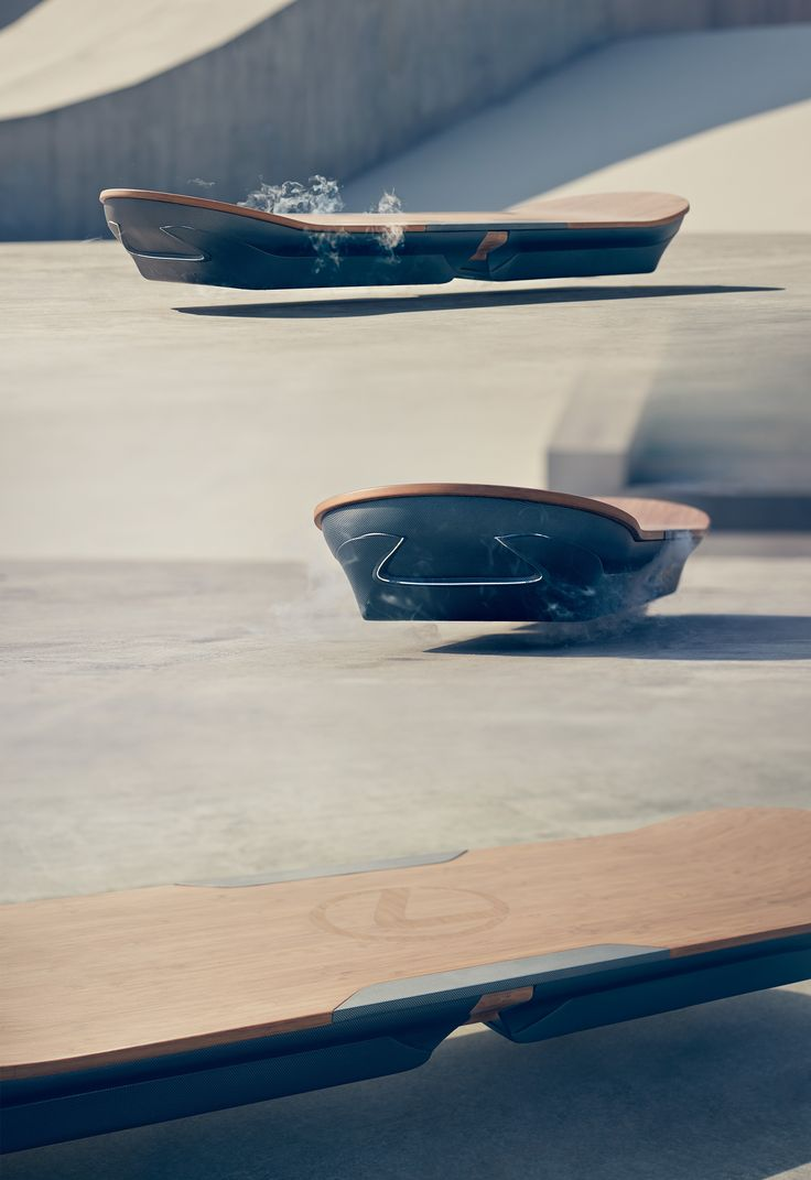 "Lexus Releases Another Look at Its Hoverboard Prototype with Pro Skater Ross McGouran  ""It literally feels like I'm starting all over again from the beginning — it's never been done before."""