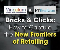 Bricks & Clicks: How to Capture the New Frontiers of Retailing. Know more -  https://www.vinculumgroup.com/webinar/o2o-transformation/