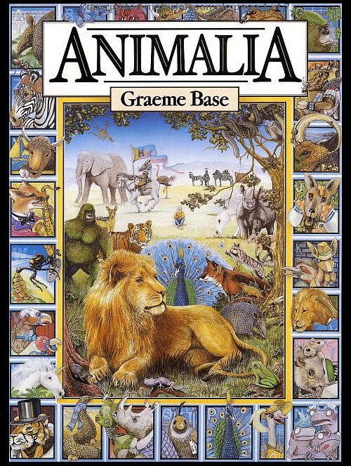 Animalia   Books Worth...