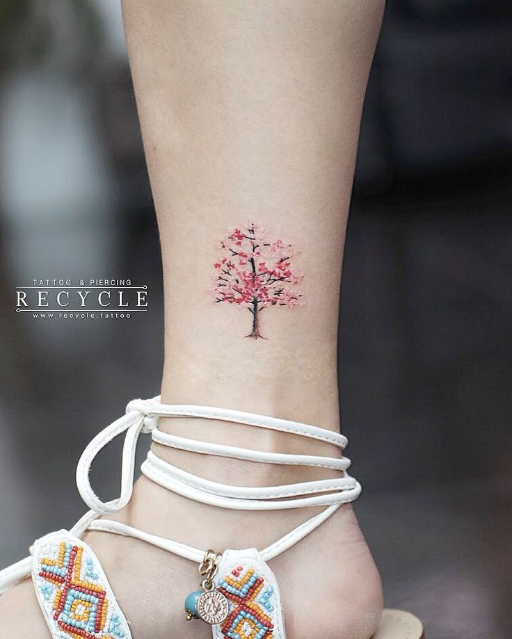 Simple and Easy Pine Tree Tattoo – Designs & Meanings (2019) – Page 19 of 60