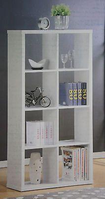 Raumteiler / Regal Weiß