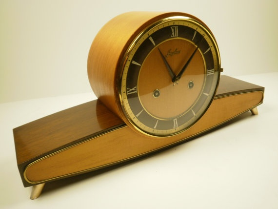 Brilliant Design Mechanical Mid Century Modern Junghans