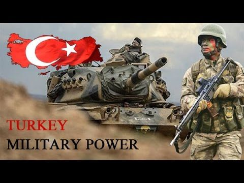 TURKEY Military Power - Turkey Armed Forces | 2017