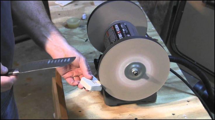 Electric Sharpening Wheel