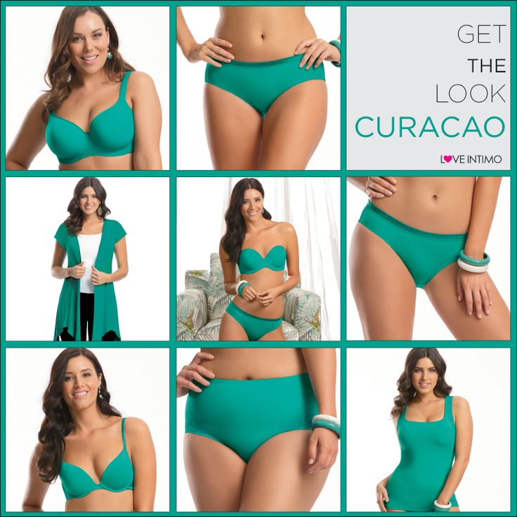 We're obsessed with Curacao! What better way to brighten up your Christmas than with the season's hottest colour? View the full New Release online: https://www.intimo.com.au/shop/category/new-releases