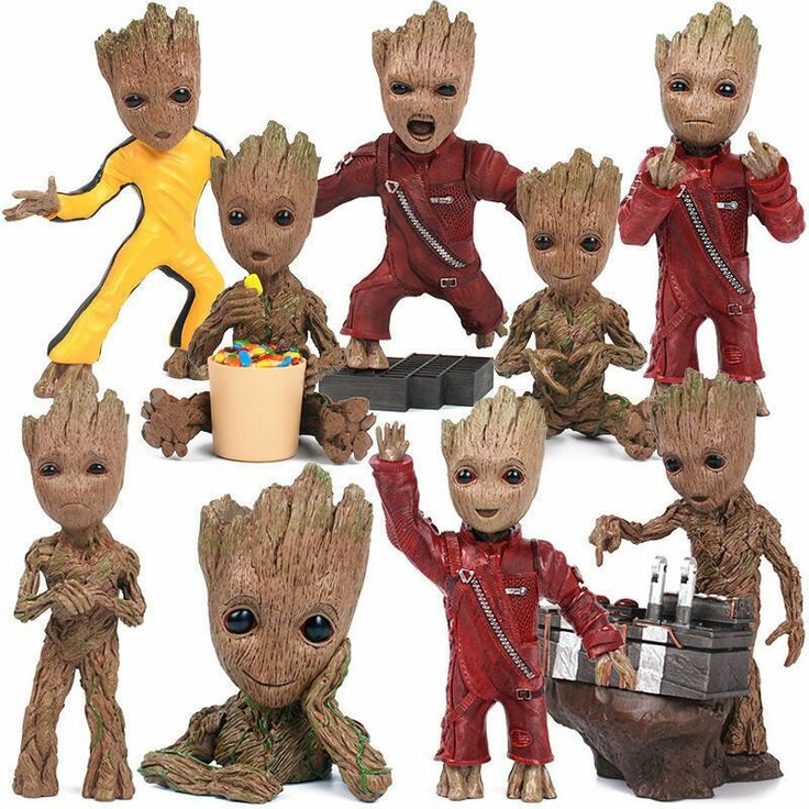 Groot makes me smile