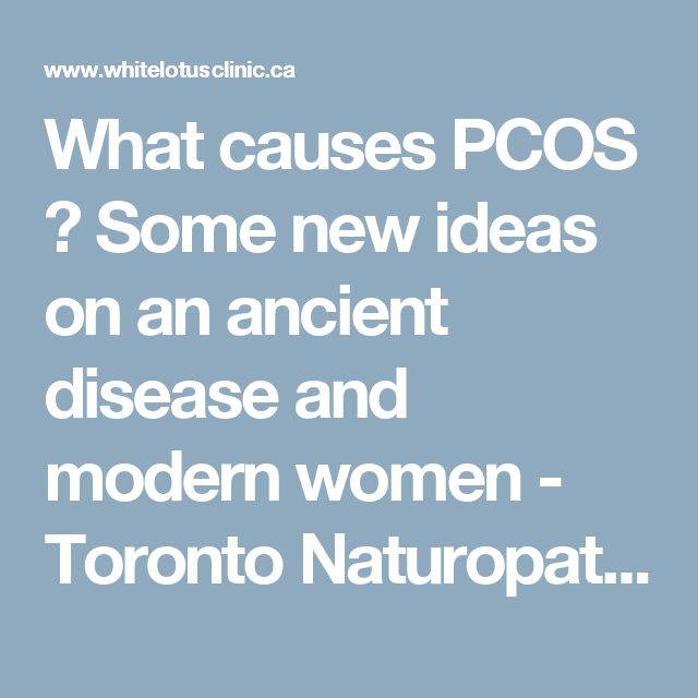 What causes PCOS ? Some new ideas on an ancient disease and modern women - Toronto Naturopath | Women's Health, Fertility, Thyroid Naturopath Toronto Naturopath | Women's Health, Fertility, Thyroid Naturopath