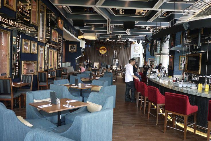 Hard Rock Cafe Jakarta. Indonesia!