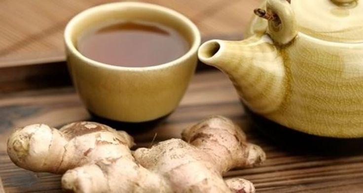 Ezért fogyassz gyömbér teát minden nap!