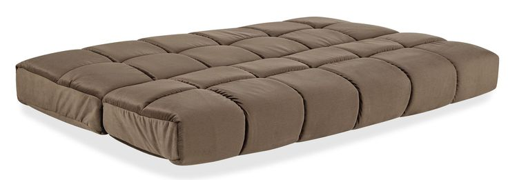 "8"" Innerspring Queen Size Futon Mattress"