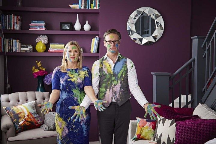 64 best uk tv shows images on pinterest for the group for Great british interior design