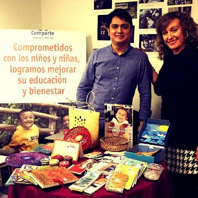 Fotografía: Redes Sociales - Fundación Comparte