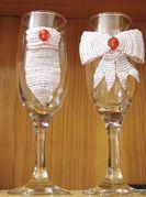 Wedding Glasses (beaded)