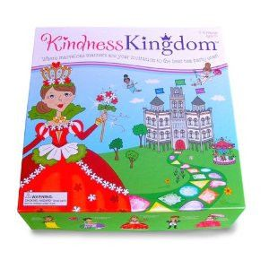 Kindness Kingdom: a game that encourages empathy, social skills and nurtures a kindness of spirit