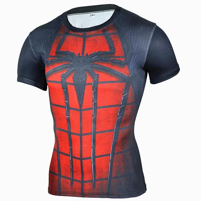 Spiderman - compr... at http://9figures.co.uk/products/new-fitness-compression-shirt-men-anime-superhero-punisher-skull-captain-americ-3d-t-shirt-bodybuilding-crossfit-tshirt-color-td04?utm_campaign=social_autopilot&utm_source=pin&utm_medium=pin. Get your amazing gift today!
