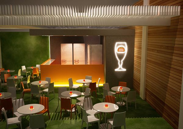 Lounge Bar - Stella Artois on Behance
