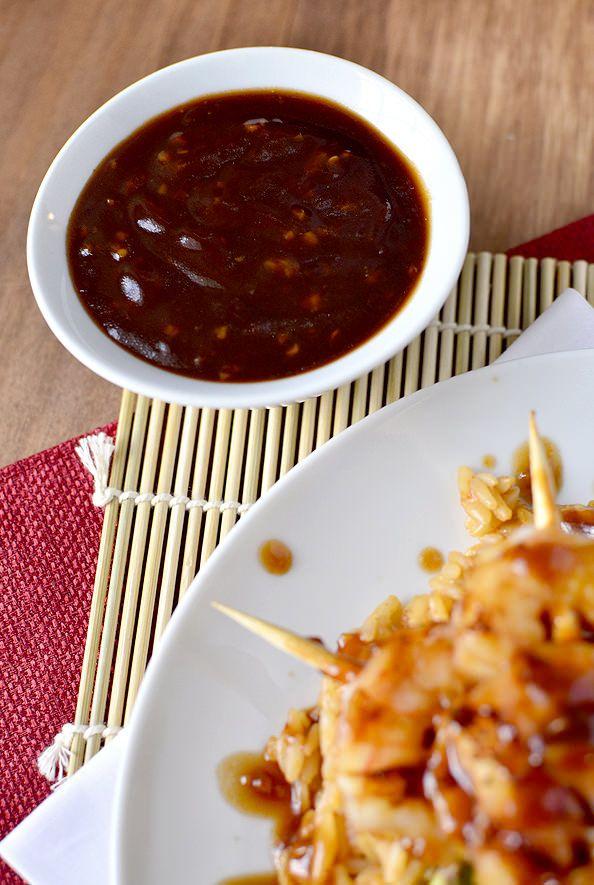 Copycat Bonefish Grill Pan Asian-Glaze recipe from iowagirleats.com