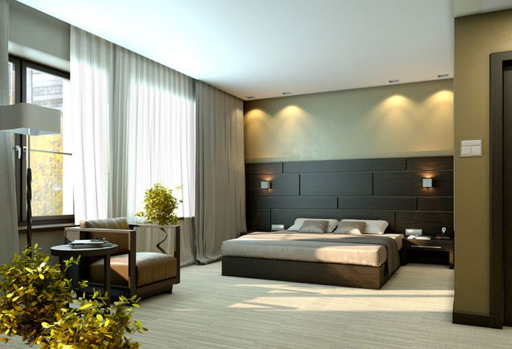 Idea per arredare la camera da letto in stile moderno n.15
