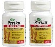 Nature's Way Perika (St. John's Wort), 60 Tablets (Pack of 2) by Nature's Way. $15.50. The product is not eligible for priority shipping. Save 48%!