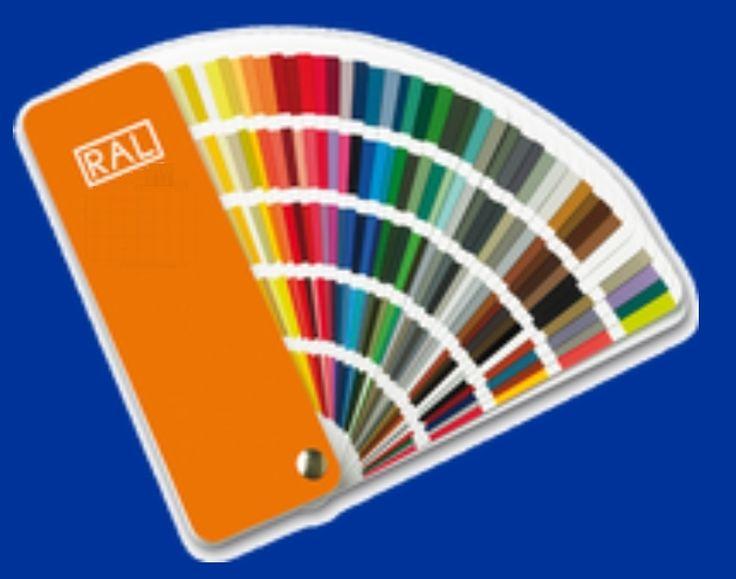 www.coloresRAL.es | La carta de colores RAL