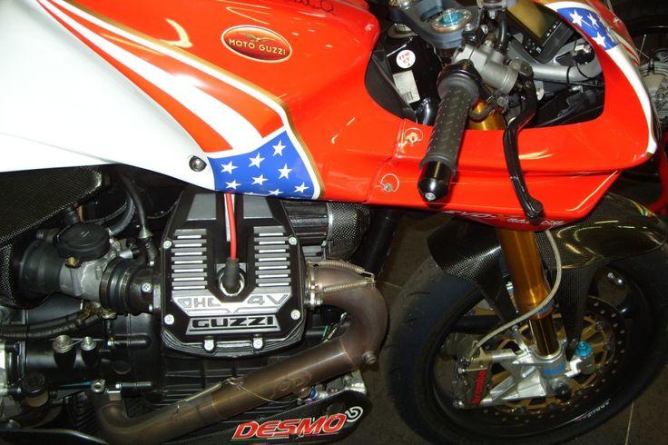 Moto Guzzi Mgs  Colorado