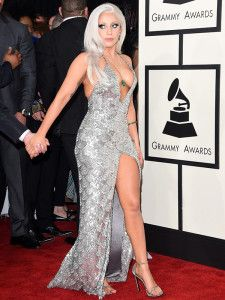 Lady Gaga Grammy 2016