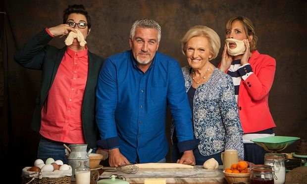 108 Best Images About British Bake Off And Sewing Bee On