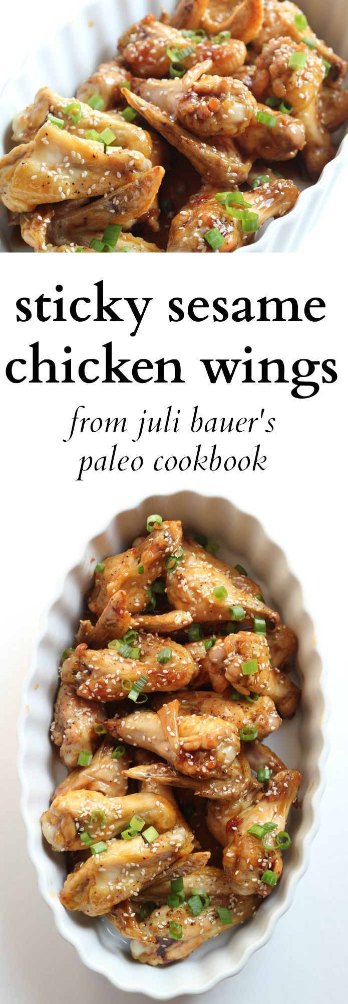 The BEST tailgating dish! You will not believe these wings are healthy and PALEO!