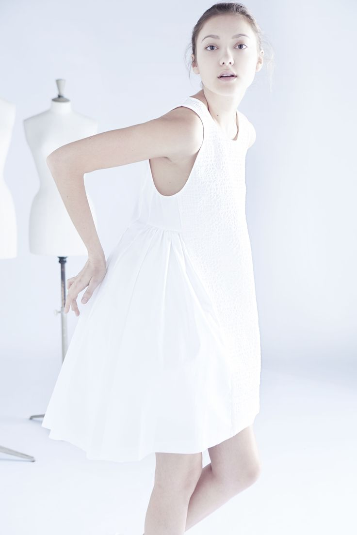 trapezius dress