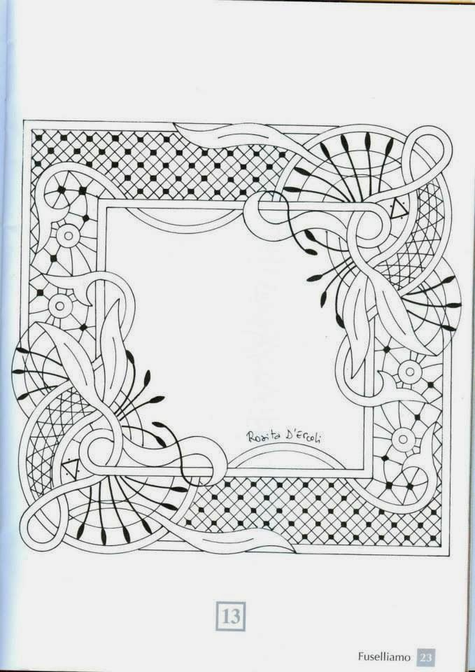 132 best lace patterns and techniques images on Pinterest