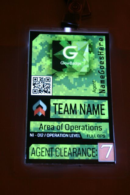 12 best Gamer ID Badge images on Pinterest Badges, Templates and - id badge template
