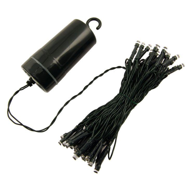 Flipo 50 LED Battery Operated String Lights - LAG-50LED-MULTI