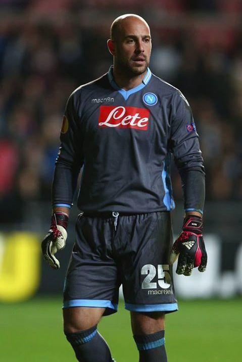 Pepe Reina Swansea-Napoli