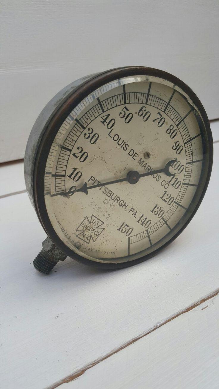 My old manometer.